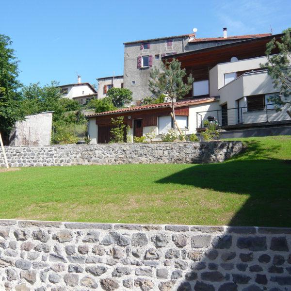 Paysagiste Joël Déat, Auvergne, Puy De Dôme, Clermont-Ferrand, Sayat